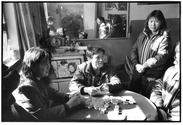Gambling is Illegal in Shanxi, Loufan