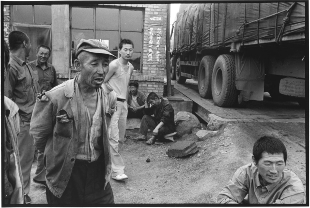 Coal Workers, North of Datong
