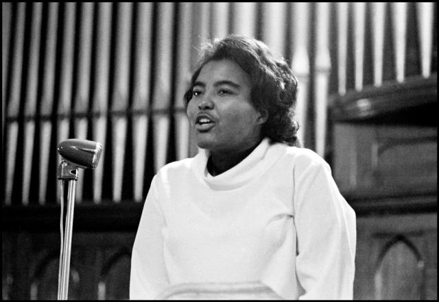 Prathia Hall, SNCC, Selma