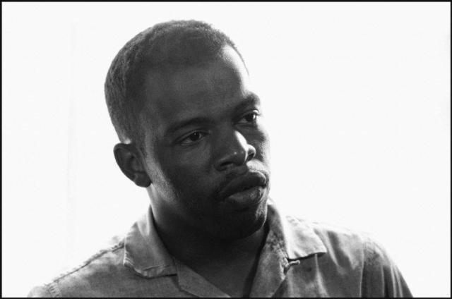 SNCC Chairman John Lewis, Selma, 1963