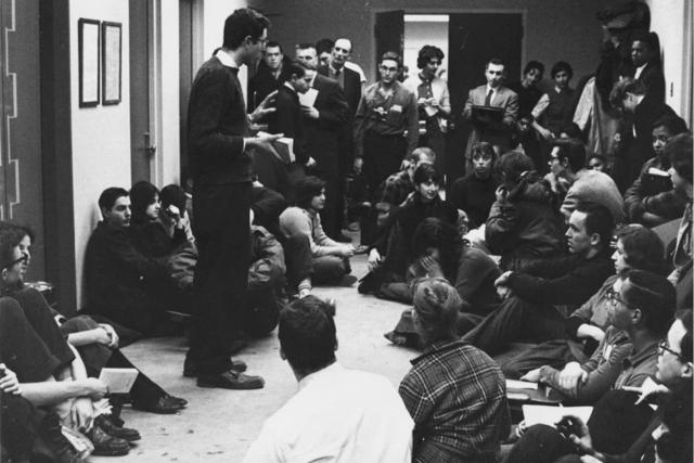 Bernie Sanders Civil Rights University of Chicago Tyson Manker Veterans
