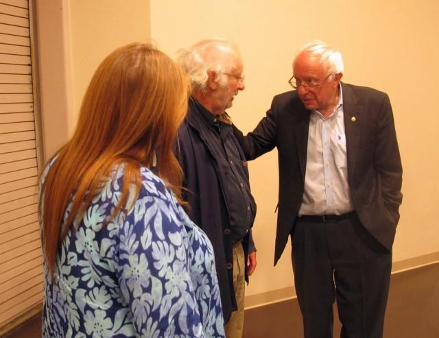 Danny meets Bernie